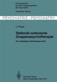 Stationar-ambulante Gruppenpsychotherapie