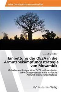 Einbettung Der Oeza in Die Armutsbekampfungsstrategie Von Mosambik