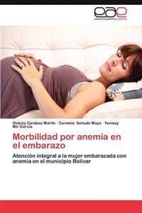 Morbilidad Por Anemia En El Embarazo