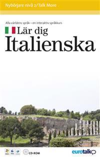 Talk more. Italienska