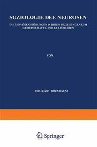 Soziologie Der Neurosen