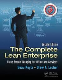 The Complete Lean Enterprise: Value Stream Mapping for Office and Services