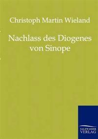 Nachlass Des Diogenes Von Sinope