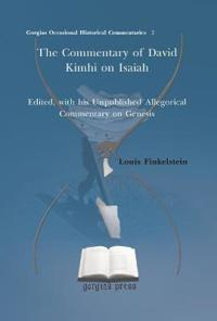 The Commentary of David Kimhi on Isaiah