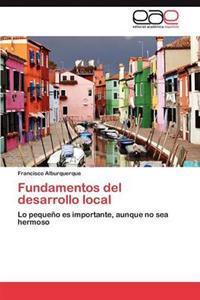 Fundamentos del Desarrollo Local