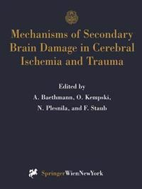 Mechanisms of Secondary Brain Damage in Cerebral Ischemia and Trauma