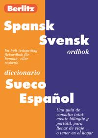 Spansk-svensk/Svensk-spansk fickordbok