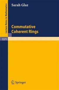 Commutative Coherent Rings