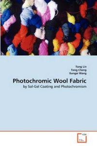 Photochromic Wool Fabric