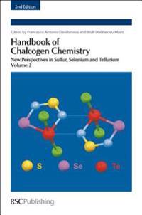 Handbook of Chalcogen Chemistry