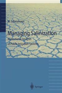 Managing Salinization