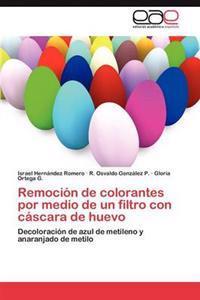 Remocion de Colorantes Por Medio de Un Filtro Con Cascara de Huevo