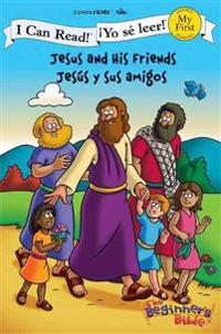 Jesus and His Friends / Jesus y sus amigos