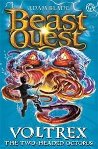 Beast Quest: 58: Voltrex the Two-Headed Octopus