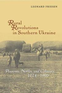 Rural Revolutions in Southern Ukraine