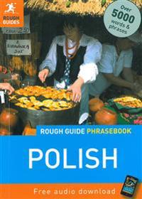 The Rough Guide Polish Phrasebook