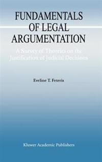 Fundamentals of Legal Argumentation