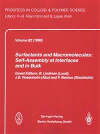 Surfactants and Macromolecules
