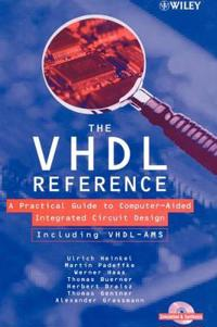 The VHDL Reference