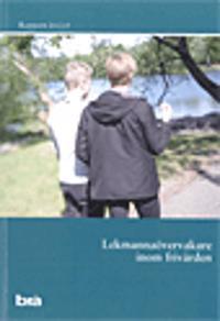 Lekmannaövervakare inom frivården. Brå Rapport 2012:09