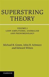 Superstring Theory 2 Volume Hardback Set Superstring Theory