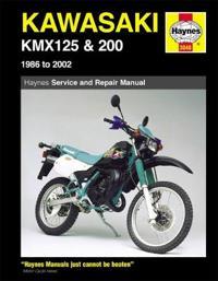 Kawasaki Kmx125200 (86 - 02)