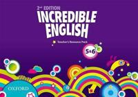 Incredible English: Levels 5 and 6: Teacher's Resource Pack
