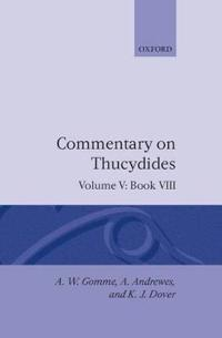 A A Historical Commentary on Thucydides