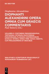 Opera Omnia Cum Graecis Comme CB
