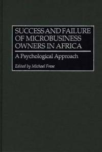 Success and Failure of Microbusiness Owners in Africa