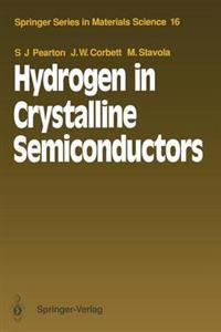 Hydrogen in Crystalline Semiconductors