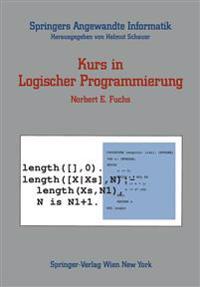 Kurs in Logischer Programmierung