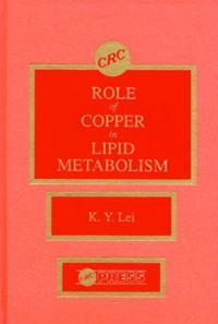 Roles of Copper in Lipid Metabolism