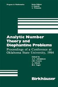 Analytic Number Theory and Diophantine Problems