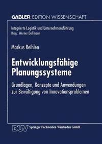 Entwicklungsfähige Planungssysteme