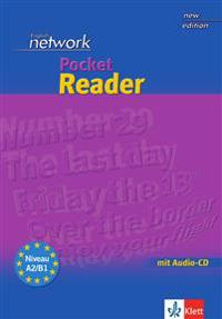 English Network Pocket Reader - Buch mit Audio-CD