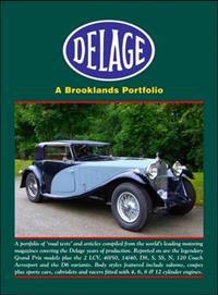 Delage a Brooklands Portfolio