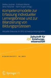 Kompetenzmodelle Zur Erfassung Individueller Lernergebnisse Und Zur Bilanzierung Von Bildungsprozessen