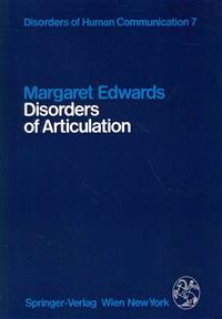Disorders of Articulation