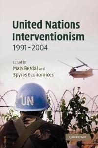 United Nations Interventionism, 1991-2004