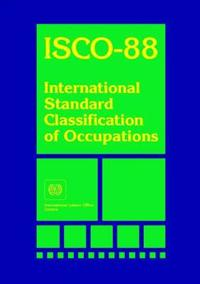 Isco-88 International Standard Classification Of Occupants