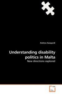 Understanding Disability Politics in Malta