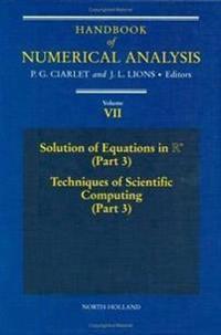 Handbook of Numerical Analysis