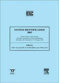 System Identification Sysid 2003