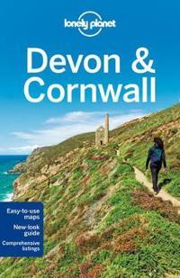 Lonely Planet Devon & Cornwall