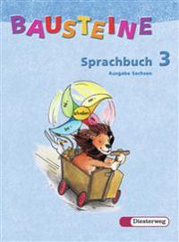 Bausteine Sprachbuch 3. Sachsen. RSR 2006