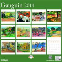 2014 Paul Gaugin Calendar