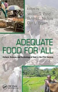 Adequate Food for All