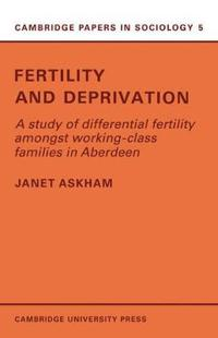Fertility and Deprivation