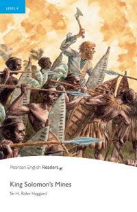 King Solomon's Mines, Level 4, Penguin Readers